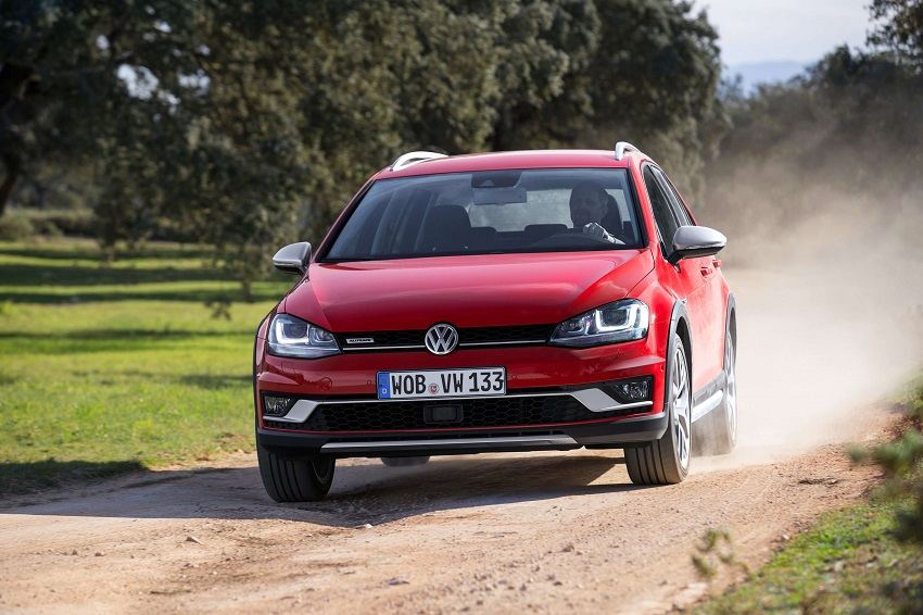 Volkswagen Golf Alltrack Diesel Estate review