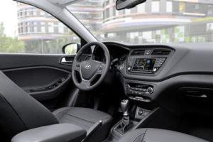 Hyundai i20 Hatchback interior