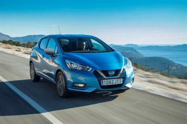 The Nissan Micra Hatchback - Best Fleet Cars of 2017