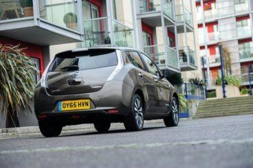 Renault Zoe vs. Nissan Leaf