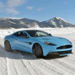 2017 Aston Martin Vanquish Coupe front