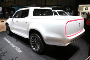 Mercedes X Class Concept