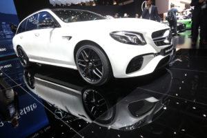 Mercedes AMG E 63 S Estate