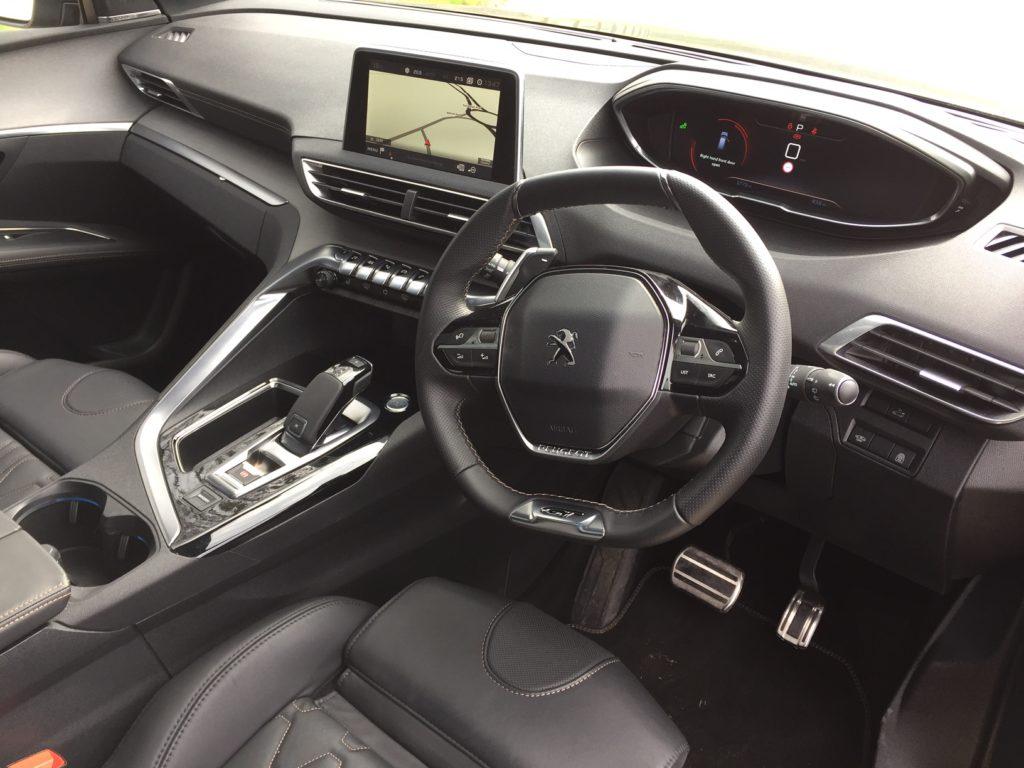 Peugeot 3008 Estate Lease Peugeot 3008 Finance Deals And
