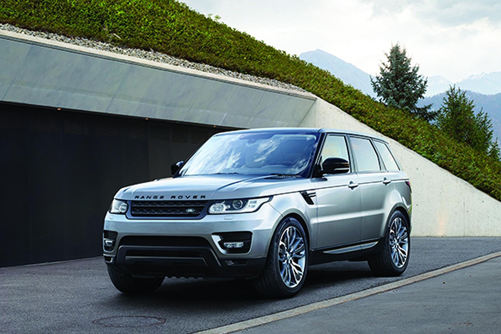 Land Rover Range Rover Sport Estate Lease Land Rover