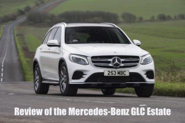 Mercedes GLC Estate Review