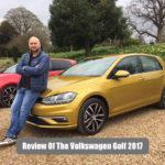 VW Golf & Tim Barnes Clay
