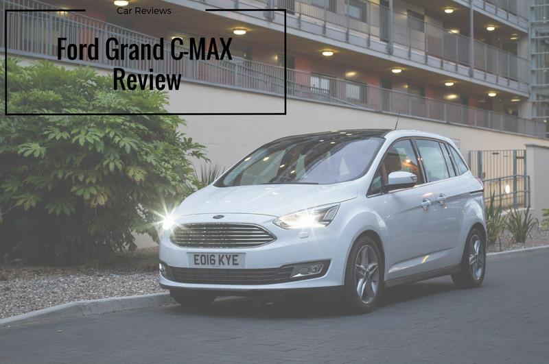 Ford grand c-max mpv edit