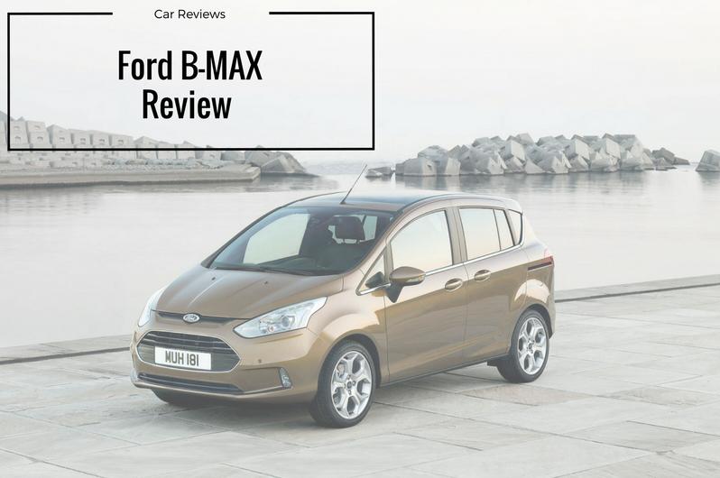 Ford b-max edit