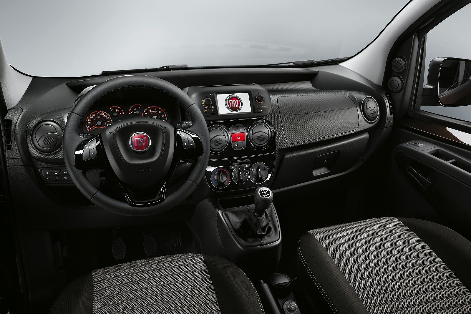 Fiat Qubo Interior