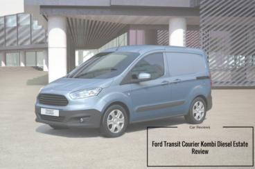Ford Transit Courier Kombi Diesel Estate Edit