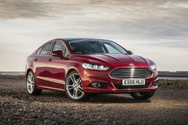 ford mondeo saloon - Kia Optima Diesel Sportswagen review