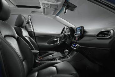 Hyundai i30 Hatchback Interior