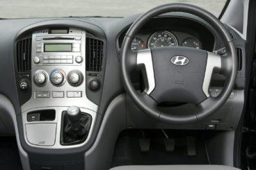 Hyundai I800 Diesel Estate Interior