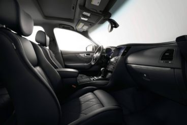 Infiniti QX70 SUV Interior