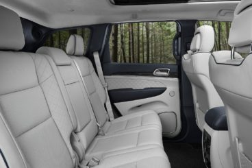 Jeep Grand Cherokee suv Interior