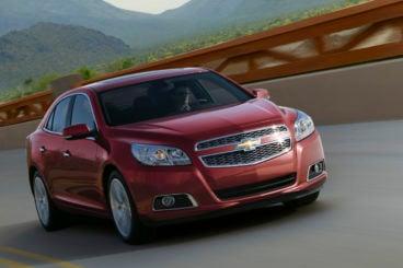 Chevrolet Malibu - Keyless Cars
