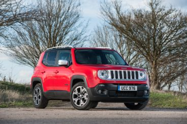 Jeep Renegade - Keyless Cars