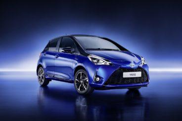 Toyota Yaris - Keyless Cars