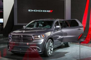 Dodge Durango - Keyless Cars