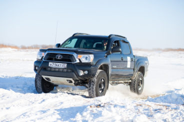 Toyota Tacoma - Keyless Cars