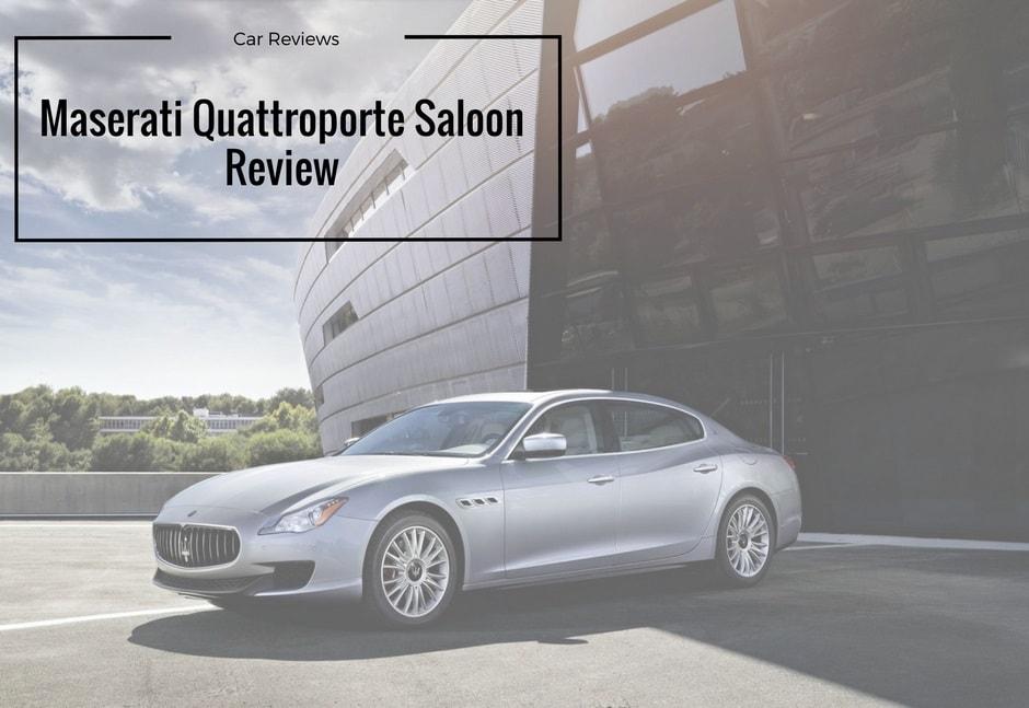 Maserati quattroporte saloon review comparisons osv for Porte type saloon