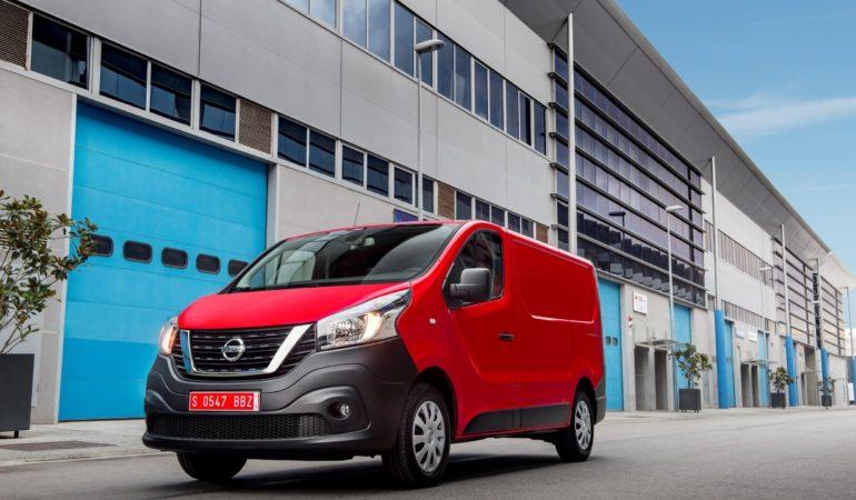 Van leasing for new companies