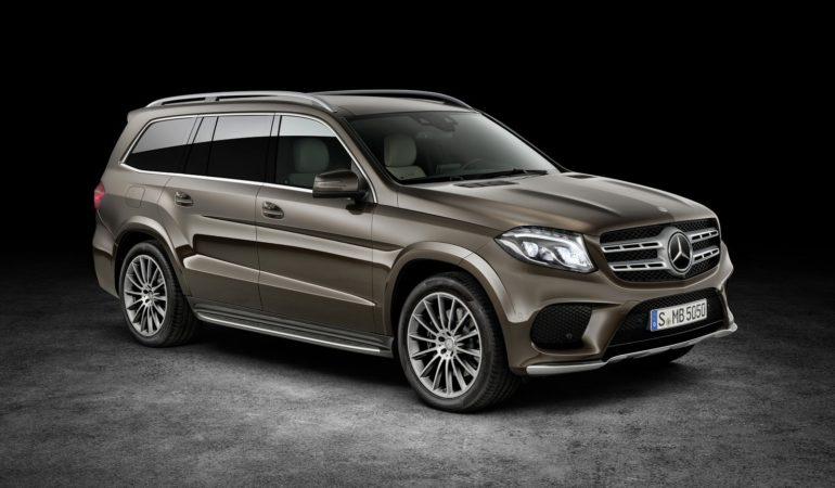 Mercedes-Benz GLS AMG Estate vs Porsche Cayenne vs Land Rover Range Rover: Review & Comparisons