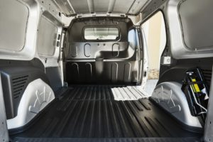 Renault Kangoo ZE Boot Space