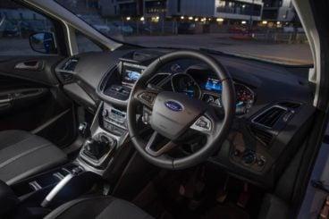 View of the Ford Grand C-MAX Estate Interior