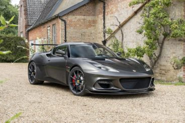Lotus Evora Coupe