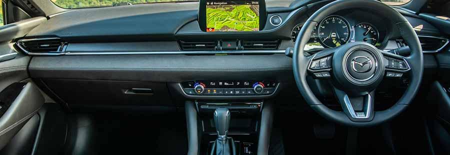 Mazda6 Tourer Interior