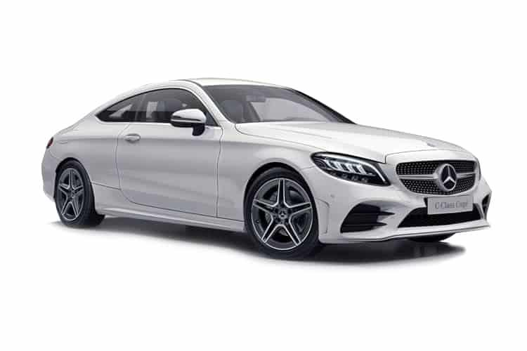 Mercedes C200 Coupe