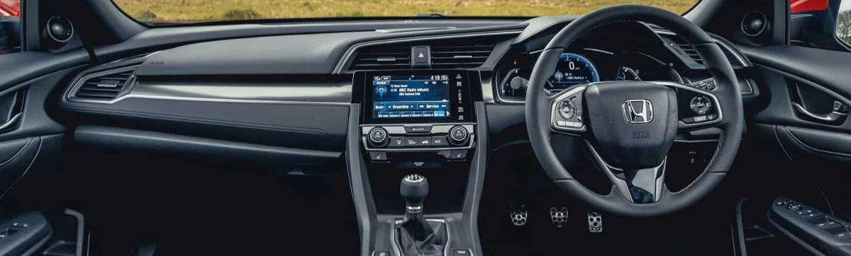 Honda Civic Hatchback - Interior